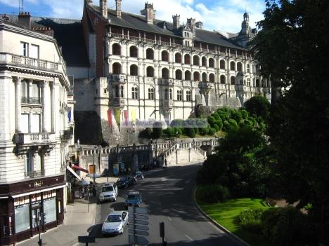 Castelul din Blois